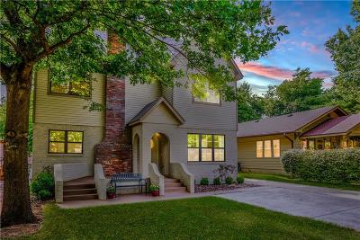 Norman Single Family Home For Sale: 826 S Flood