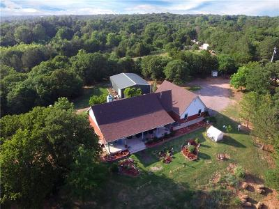 Choctaw Single Family Home For Sale: 4201 S Hiwassee