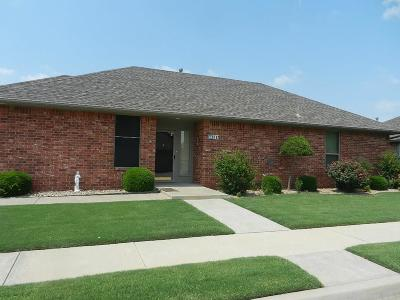 Oklahoma City Attached For Sale: 9112 Artesia