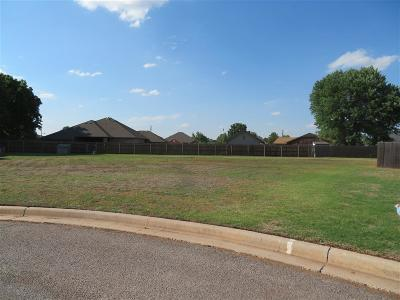 Clinton Residential Lots & Land For Sale: 0000 Atoka