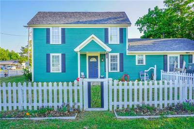 Tuttle Single Family Home For Sale: 206 SW 4th Street