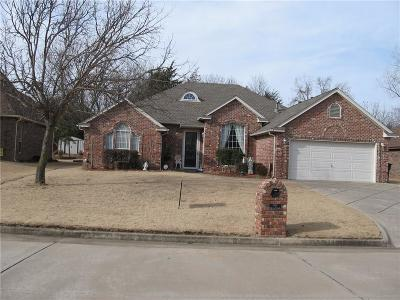 Shawnee Single Family Home For Sale: 1510 Mesa Verde