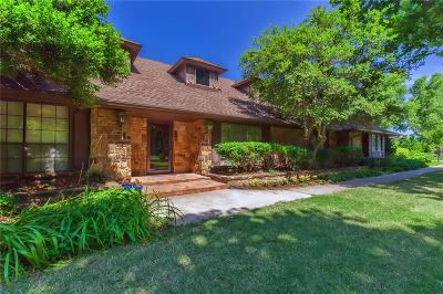 Edmond Single Family Home For Sale: 107 Deer Creek Road
