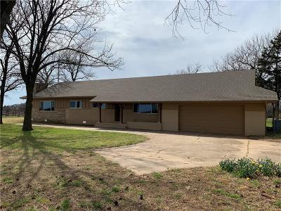 Noble Single Family Home For Sale: 8701 Banner Road