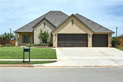 Edmond Single Family Home For Sale: 17821 Prairie Sky Way