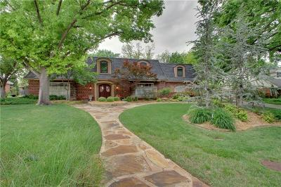 Oklahoma City OK Single Family Home For Sale: $515,000
