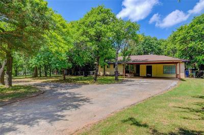 Edmond Single Family Home For Sale: 13601 Tanglewood Drive