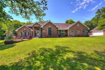 Edmond Single Family Home For Sale: 6029 Covey Run Drive