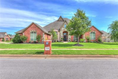 Edmond Single Family Home For Sale: 1509 NW 186th Street