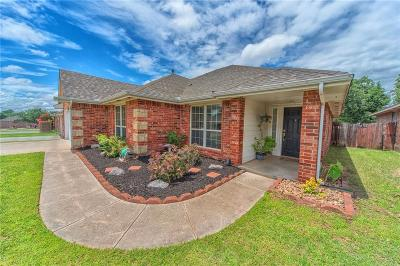 Choctaw Single Family Home For Sale: 14437 Timberdale
