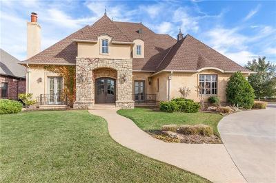 Edmond Single Family Home For Sale: 15700 Laguna Drive