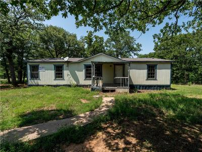 Wellston Single Family Home For Sale: 332198 E May Road
