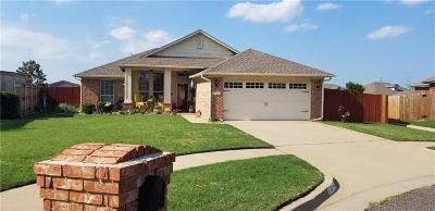 Edmond Single Family Home For Sale: 2301 162nd