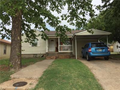 Weatherford Rental For Rent: 121 N Indiana