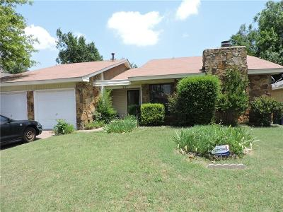 Single Family Home For Sale: 9724 S Fairview