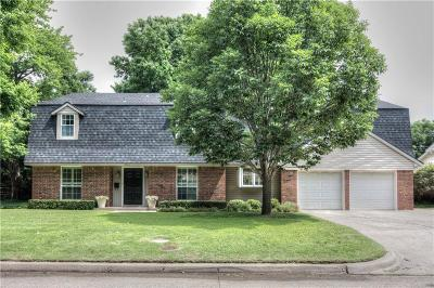 Norman Single Family Home For Sale: 1631 Greenbriar Drive