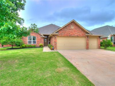 Norman Single Family Home For Sale: 612 Summit Bend