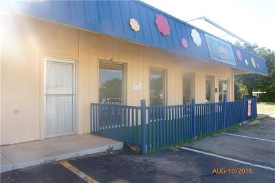 Elk City Commercial For Sale: 1218 Colorado