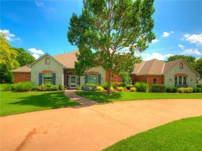 Edmond Single Family Home For Sale: 2014 Silver Crest Drive