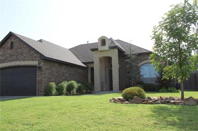 Oklahoma City Single Family Home For Sale: 12625 S Preakness Road