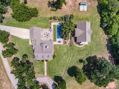 Choctaw Single Family Home For Sale: 4540 N McDonald Road