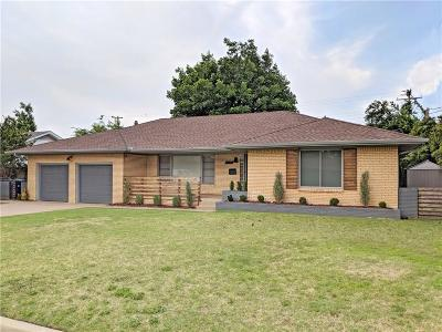 Oklahoma City Single Family Home For Sale: 6104 Belle Drive