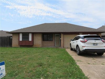 Moore OK Rental For Rent: $950