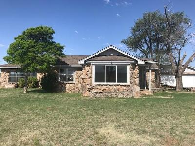 Olustee OK Single Family Home For Sale: $35,000