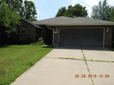 Norman Single Family Home For Sale: 3412 Shadow