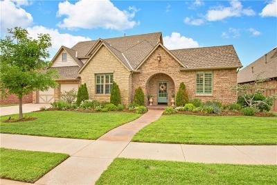 Edmond Single Family Home For Sale: 2863 Silvercliffe Dr
