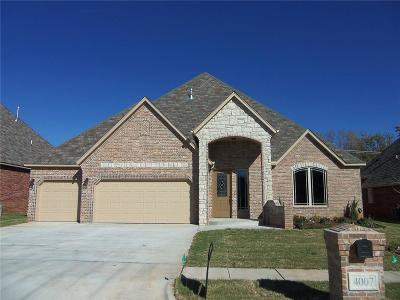 Norman Single Family Home For Sale: 4007 Sam Gordon