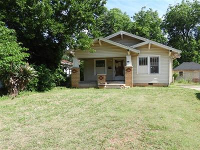 Oklahoma City Single Family Home For Sale: 2023 NW 28th