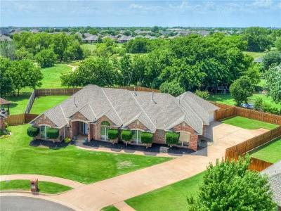 Edmond Single Family Home For Sale: 229 NW 157th Circle