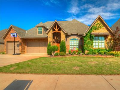 Edmond Single Family Home For Sale: 2925 Silvercliffe