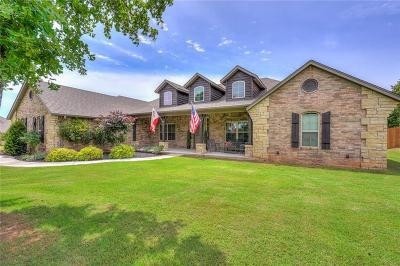 Oklahoma City Single Family Home For Sale: 15541 Treeline Court