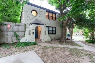 Oklahoma City Multi Family Home For Sale: 1628 SW 17th Street