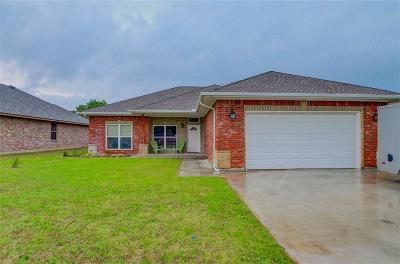 Moore Single Family Home For Sale: 1325 Ridgeway Drive