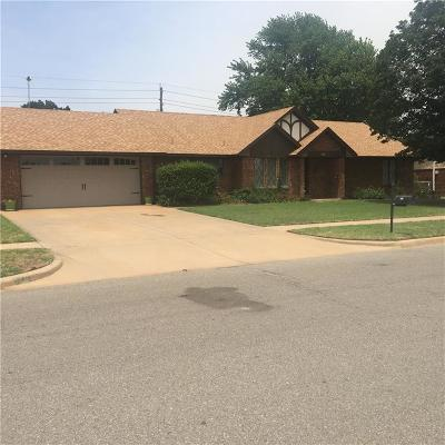 Weatherford Single Family Home For Sale: 1431 Kingsway