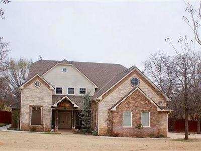 Blanchard OK Single Family Home For Sale: $295,000