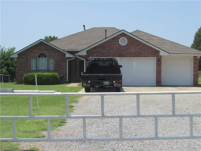 Purcell Single Family Home For Sale: 22805 State Highway 74
