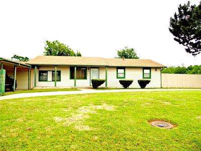 Chickasha OK Single Family Home For Sale: $50,000