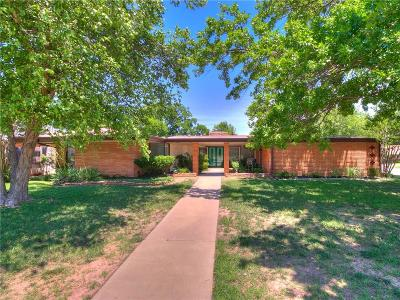 Oklahoma City Single Family Home For Sale: 3101 NW 52nd Street