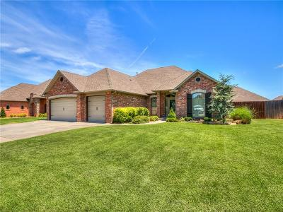 Choctaw Single Family Home For Sale: 13150 Whitebud Place