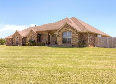 Tuttle Single Family Home For Sale: 7208 Jacob Place