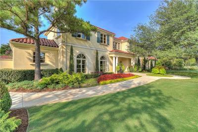 Nichols Hills OK Single Family Home For Sale: $2,975,000