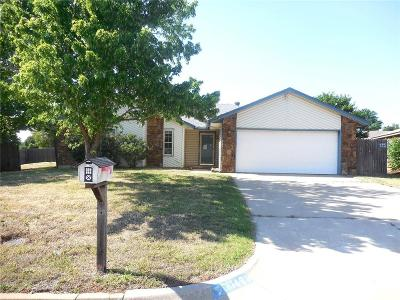 Canadian County, Oklahoma County Single Family Home For Sale: 10453 Glascow Drive