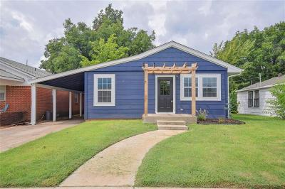 Blanchard OK Single Family Home Sold: $116,000