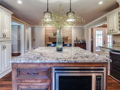 Lincoln County, Oklahoma County Single Family Home For Sale: 1614 Brighton Avenue