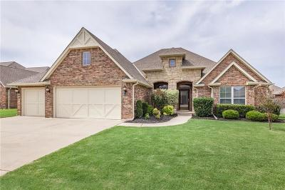 Lincoln County, Oklahoma County Single Family Home For Sale: 8513 NW 126th Street