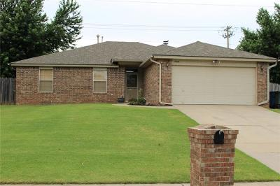 Edmond Single Family Home For Sale: 1909 Raquel Road
